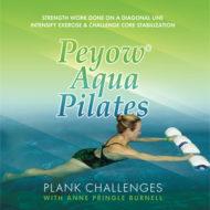 Peyow® Aqua Pilates Plank Challenges DVD Workout