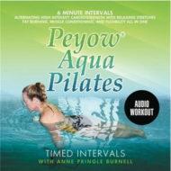 Peyow® Aqua Pilates Timed Intervals Audio CD