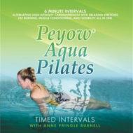 Peyow® Aqua Pilates Timed Intervals DVD Workout