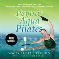 Peyow® Aqua Pilates Water Ballet Stretches Audio CD