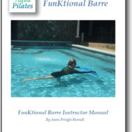 Peyow™ FunKtional Barre Instructor Manual