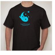 Aqua Pilates Length & Strength Men's T-Shirt