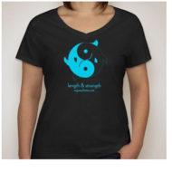 Aqua Pilates Length & Strength Women's T-Shirt